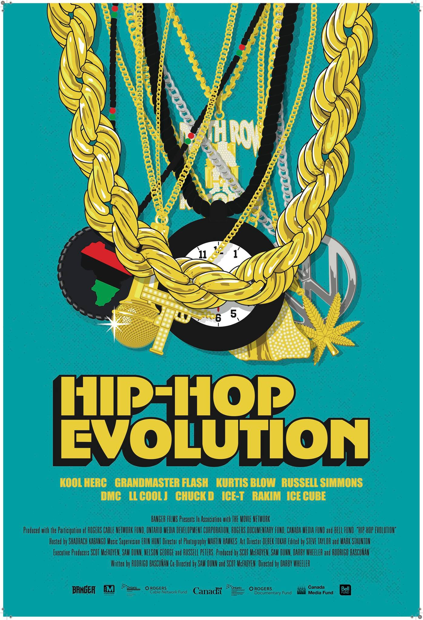 Hip-Hop Evolution (2016) - IMDb