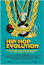 Hip-Hop Evolution Poster