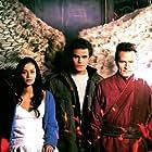 Bryan Cranston, Paul Wesley, and Fernanda Andrade in Fallen (2007)