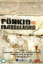 Pönkið og Fræbbblarnir Poster