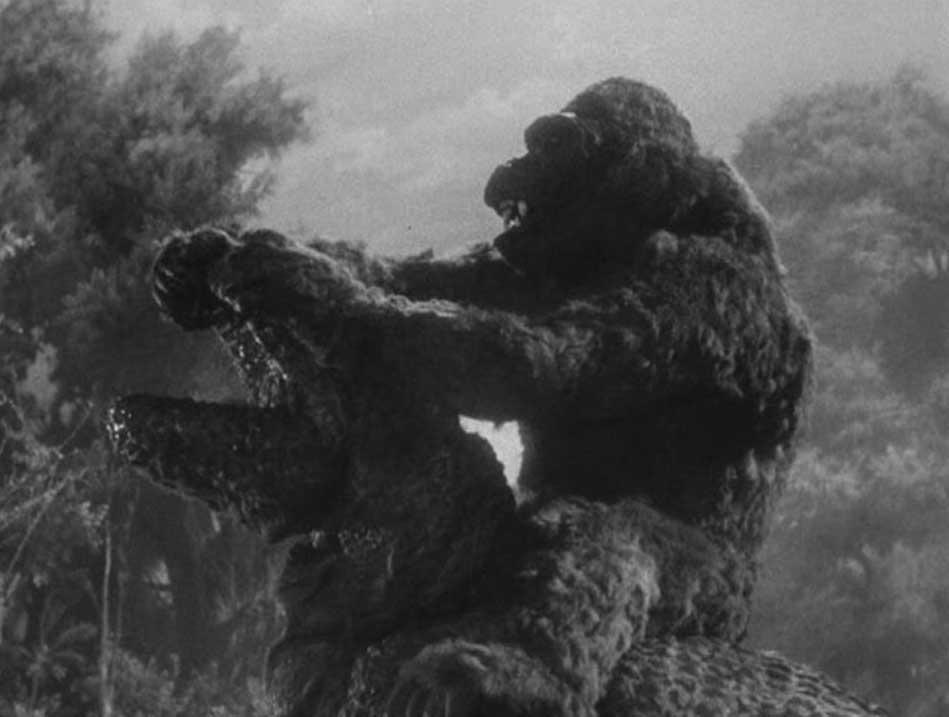 King Kong in King Kong (1933)