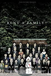 Rent a Family Inc. Poster