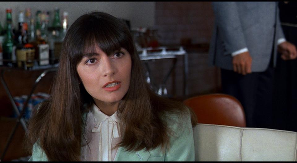 Mirella D'Angelo in Tenebre (1982)