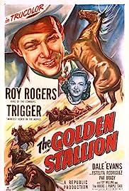 The Golden Stallion(1949) Poster - Movie Forum, Cast, Reviews
