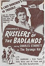 Primary image for Rustlers of the Badlands