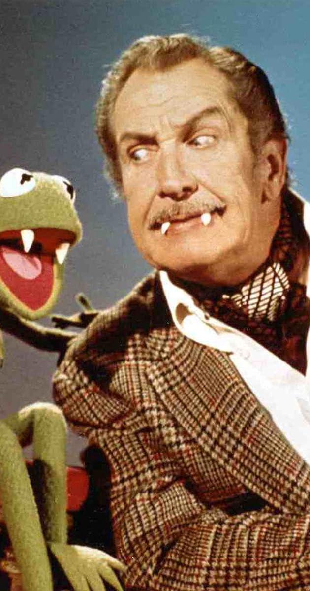 u0026quot the muppet show u0026quot  vincent price  tv episode 1977