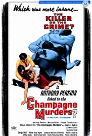 The Champagne Murders Poster
