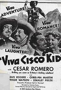 Primary photo for Viva Cisco Kid