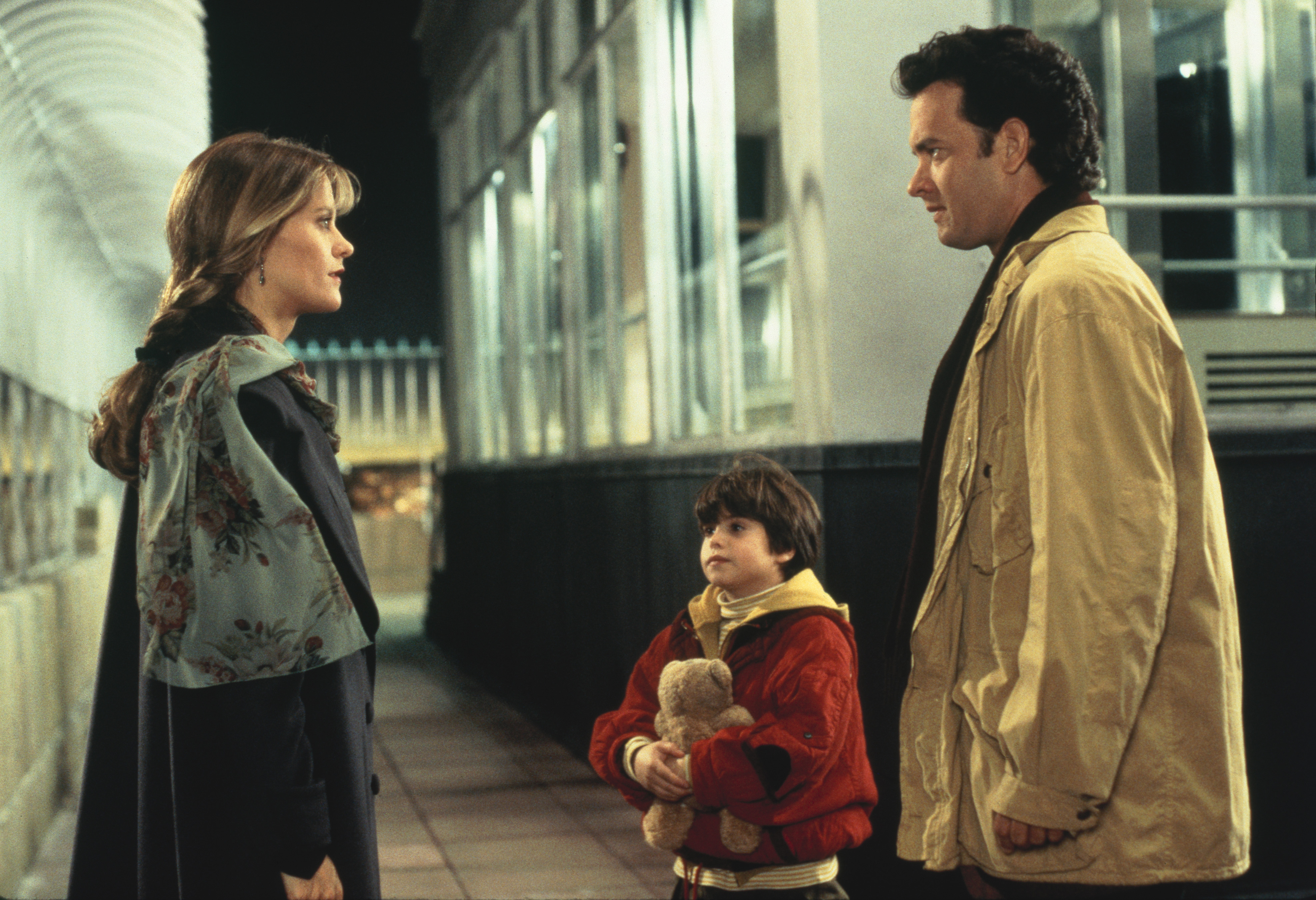 12. Sleepless in Seattle (1993): A sequel is needed to know what happened between Tom Hanks and Meg Ryan's characters after they got in the elevator.