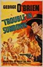 Trouble in Sundown (1939) Poster