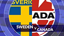 Suecia contra Canadá
