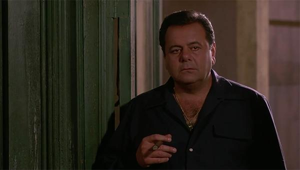 Paul Sorvino a Goodfellas-ban (1990)