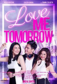Love Me Tomorrow Poster