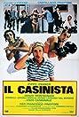 Il casinista (1980) Poster