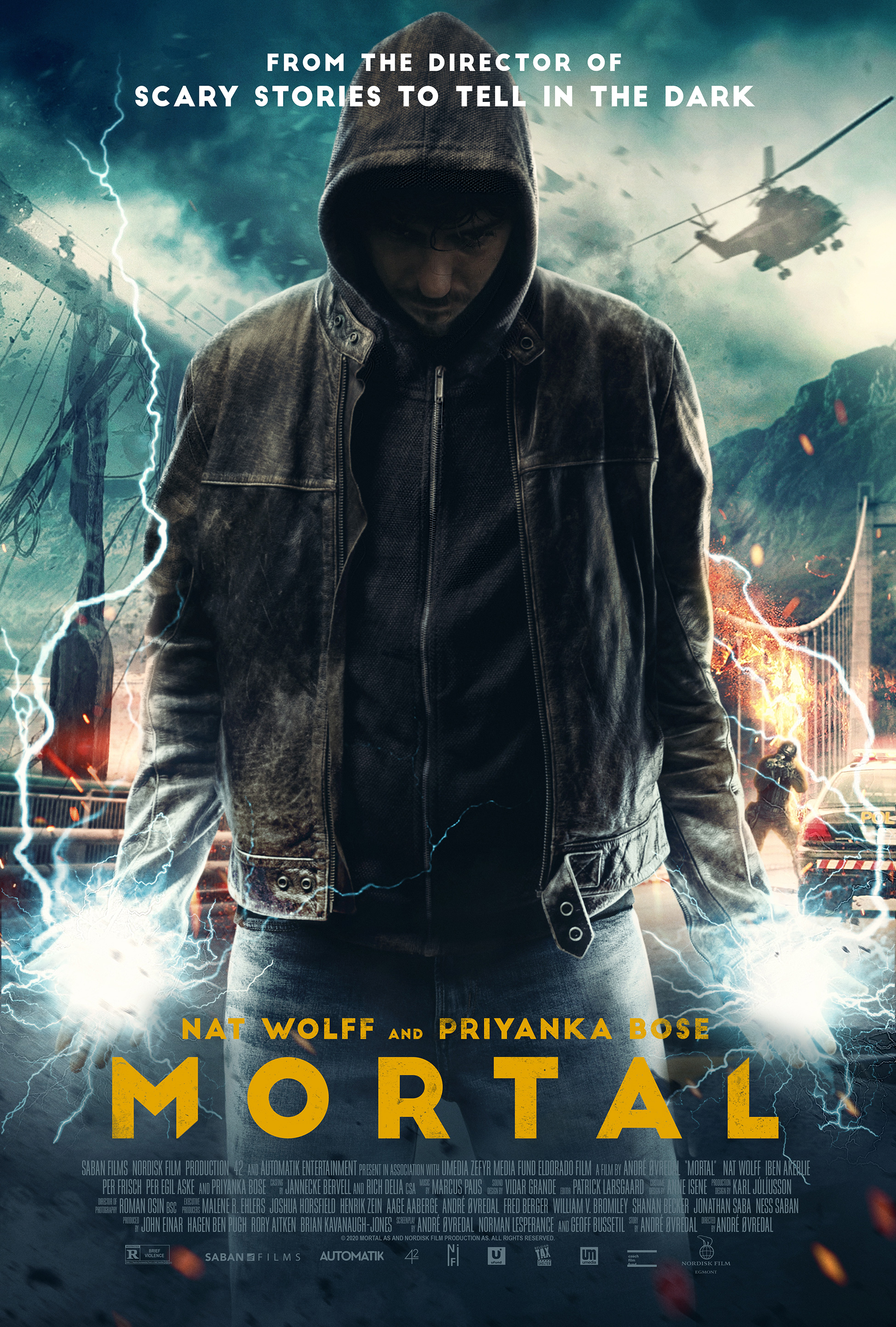 Download Mortal (2020) Dual Audio {Hindi-Norwegian} 480p | 720p