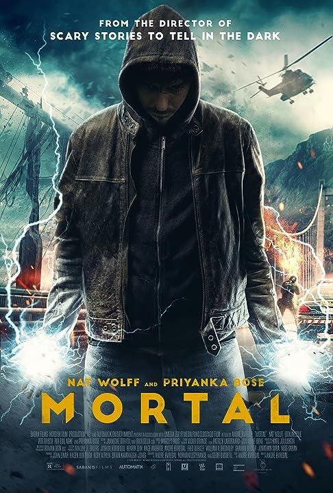 Mortal (2020) Hindi Dubbed