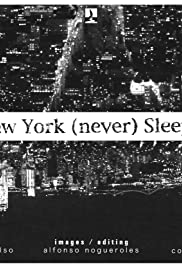 New York (Never) Sleeps Poster