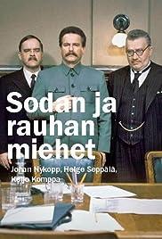 Sodan ja rauhan miehet Poster
