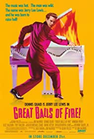 Dennis Quaid in Great Balls of Fire! (1989)