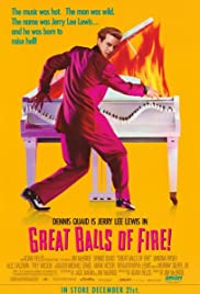 Great Balls of Fire! Poster