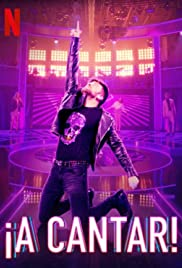 Sing On! Spain Poster
