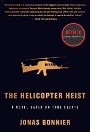 The Helicopter Heist Poster