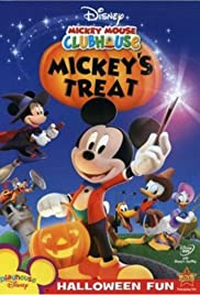 Mickey's Treat Poster