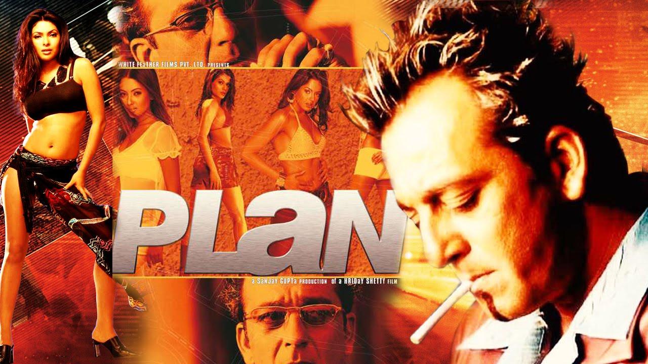 Sanjay Dutt, Riya Sen, Payal Rohatgi, Sameera Reddy, and Priyanka Chopra in Plan (2004)