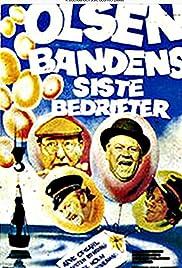 Olsenbandens siste bedrifter Poster
