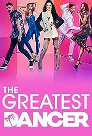 Cheryl, Alesha Dixon, Matthew Morrison, Jordan Banjo, and Oti Mabuse in The Greatest Dancer (2019)