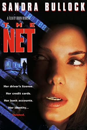 poster for The Net