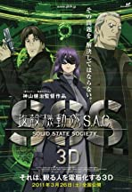 Ghost in the Shell S.A.C. Solid State Society 3D