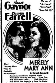 Merely Mary Ann Poster