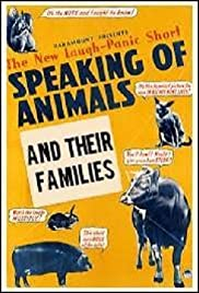 Speaking of Animals and Their Families Poster