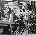 Joan Fontaine and Arturo de Córdova in Frenchman's Creek (1944)