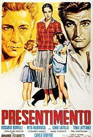 Presentimento Poster