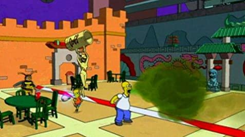 The simpsons game 2007 pc