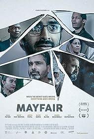 Jack Devnarain, Rajesh Gopie, Wayne Van Rooyen, Ronak Patani, and Ameera Patel in Mayfair (2018)