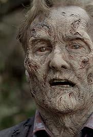 The Cast of 'The Walking Dead'/White Denim Poster