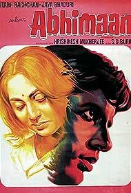 Abhimaan (1973) Poster - Movie Forum, Cast, Reviews