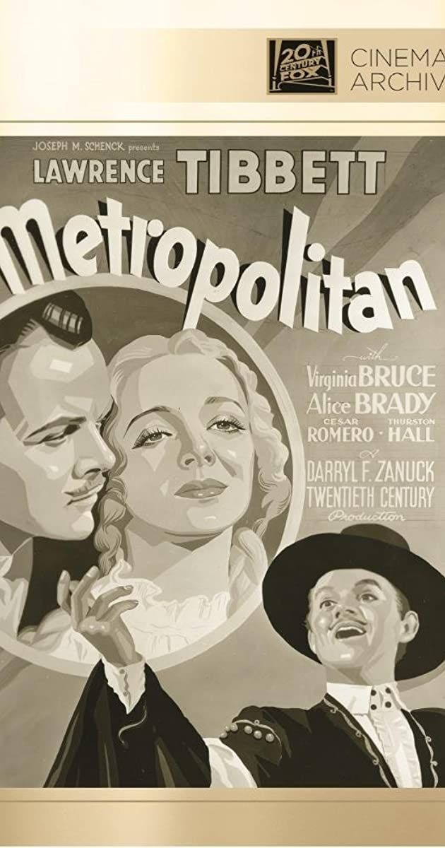Metropolitan (1935) - IMDb