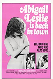 Abigail Lesley Is Back in Town (1975) Poster - Movie Forum, Cast, Reviews