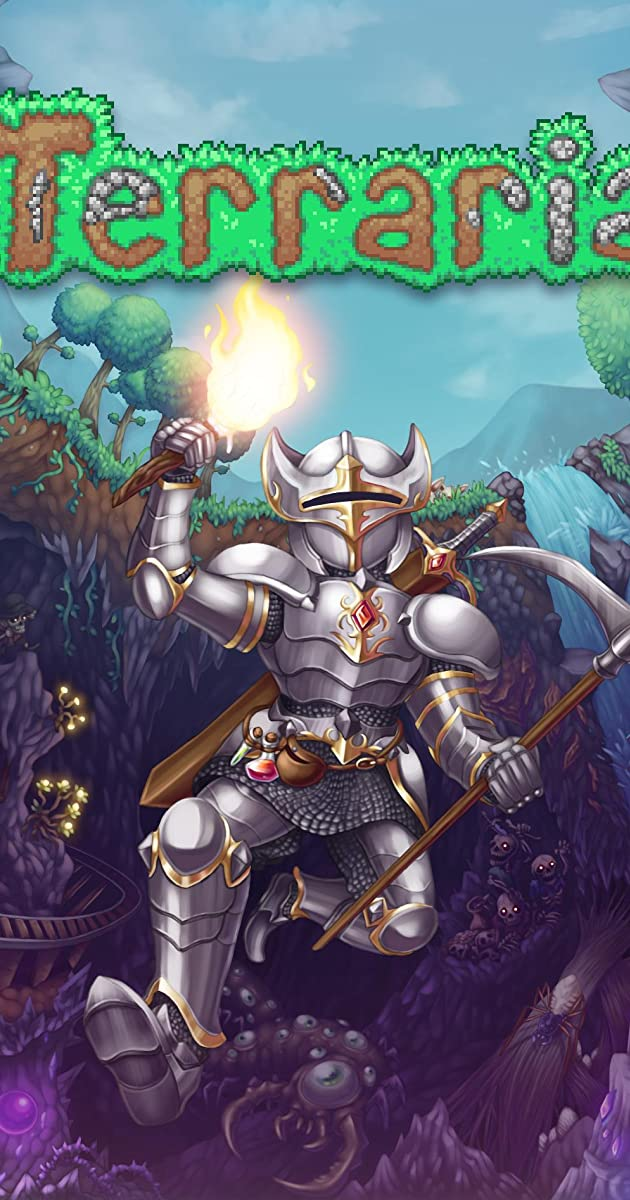 Terraria (Video Game 2011) - Terraria (Video Game 2011