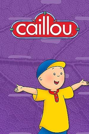 Where to stream Caillou