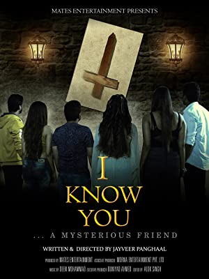 Download I Know You (2020) Hindi Movie 720p | 480p WebRip 800MB | 250MB