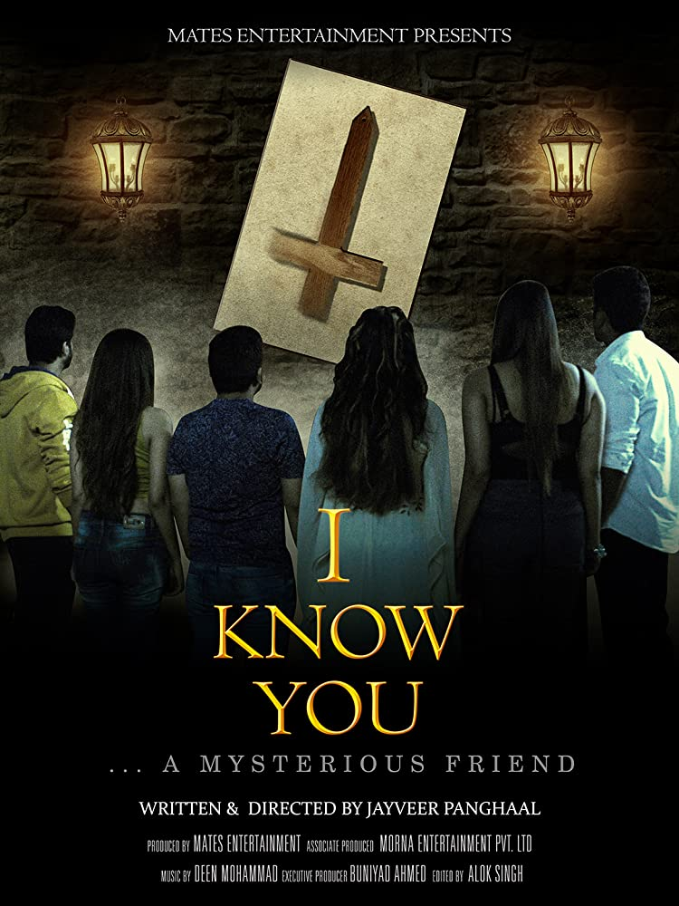 I Know You 2019 Hindi 720p AMZON WEB-DL 800MB Download