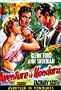 Appointment in Honduras (1953) Poster