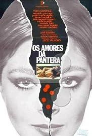 Os Amores da Pantera Poster