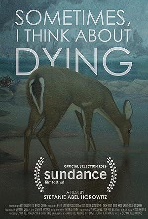 مشاهدة فيلم Sometimes, I Think About Dying 2019 مترجم أونلاين مترجم