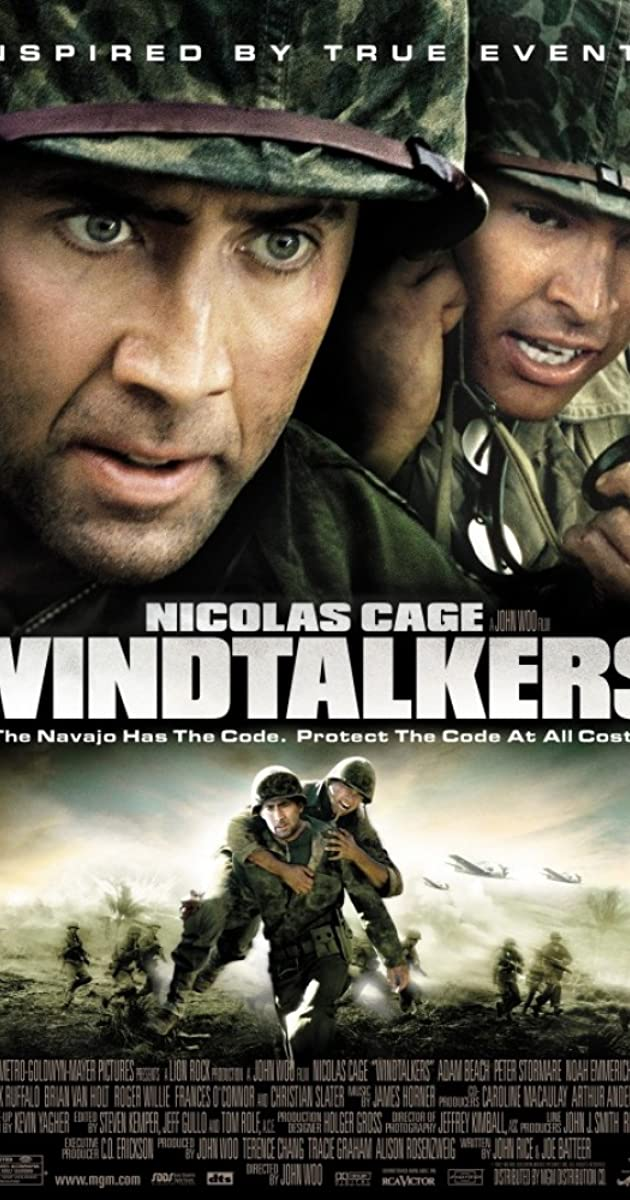 Windtalkers 2002 Full Cast Crew Imdb